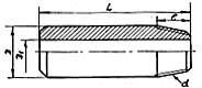 Штуцера приварные Ш, ТУ 36-1118-84